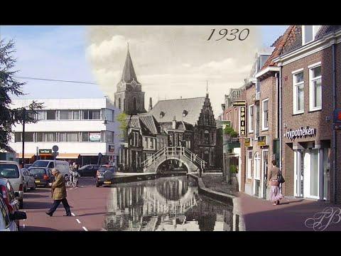 Woerden, Rijnstraat 1892-2010 - Terugkijken door het sleutelgat van de tijd
