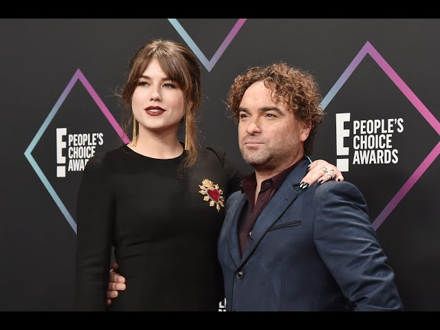 \'Big Bang Theory\' star Johnny Galecki splits from girlfriend Alaina Meyer after 2 years of dating\: r