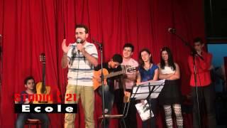 Humour kabyle - hocine pas de chance chez à la maison de culture de Tizi-Ouzou