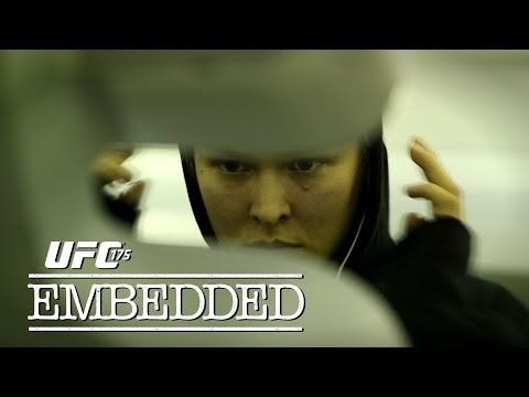 UFC 175 Embedded: Vlog Series - Episode 1