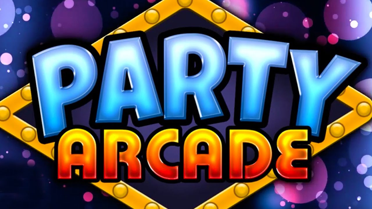 Nintendo Switch Party Arcade