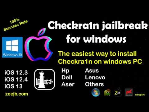 Checkra1n Jailbreak : A new way to install checkra1n according to your computer category