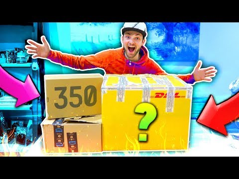 WHAT'S INSIDE...? 📦🤔 (UNBOXING + HUGE GIVEAWAY)🔥