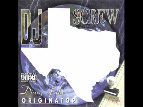 DJ Screw - Syrup And Soda - Never Seen A Man Cry