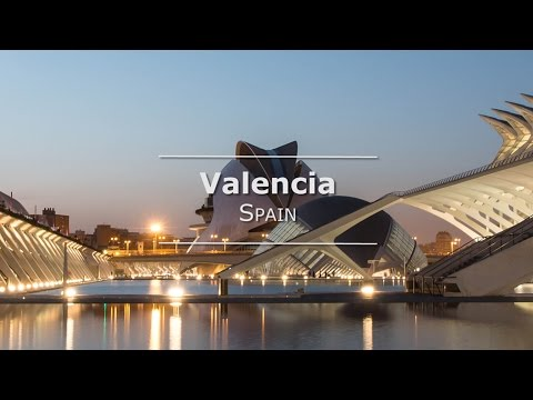 A citybreak in Valencia - Spain