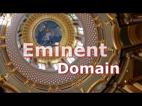 """Aaron Short """"Eminent Domain"""""""