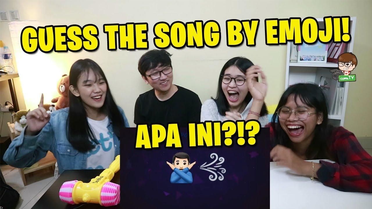 Tebak Lagu Pake Emoji Sampe Emosi Wkwk Coppagames Youtube