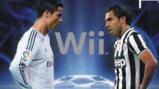 Fifa 15 - Nintendo Wii - Real Madrid x Juventus - HD 720p 60fps