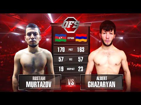 OFS-8 Albert Ghazaryan vs Rustam Murtazov