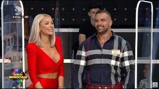 Roata Norocului (25.07.2021) - Bianca Dragusanu si Alex Bodi incing atmosfera! Sa curga cu premii!