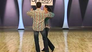 Beginning-Intermediate (Bronze) DVIDA Country-Western Two-Step Syllabus - Ballroom Dance DVD
