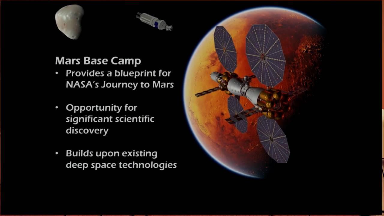 Timothy Cichan - Mars Base Camp - 19th Annual ...