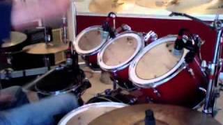 Ruffneck Bass - Drum Cover - Skrillex