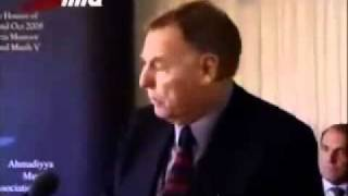 British PM Message - persented by -khalid- QADIANI -AHMADIYYA.flv