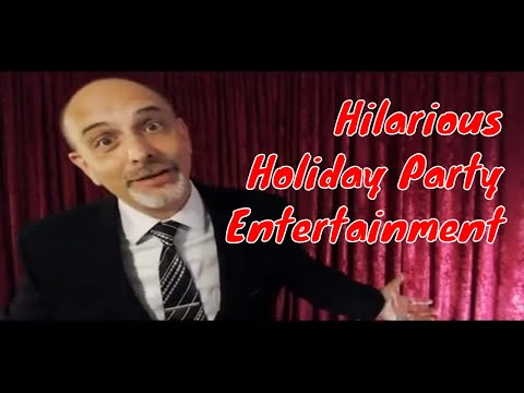 Corporate Holiday Party Entertainment
