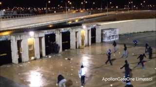 APOLLON-legia NTOU STOUS MPATSOUS 12/12/13