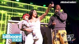 Offset Headlines Billboard Hip-Hop Live Concert Series With Cardi B & Baby Kulture | Billboard News