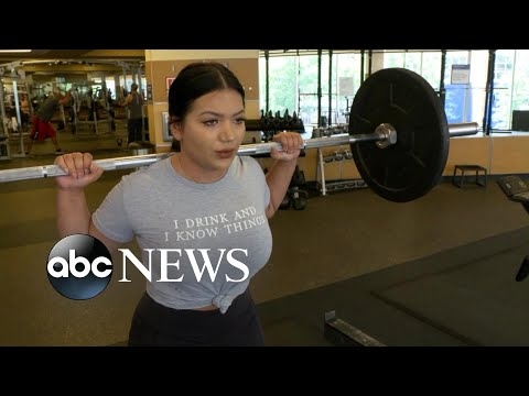 Inside the #GainingWeightIsCool fitness trend