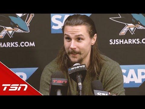 Erik Karlsson touches on returning to Ottawa