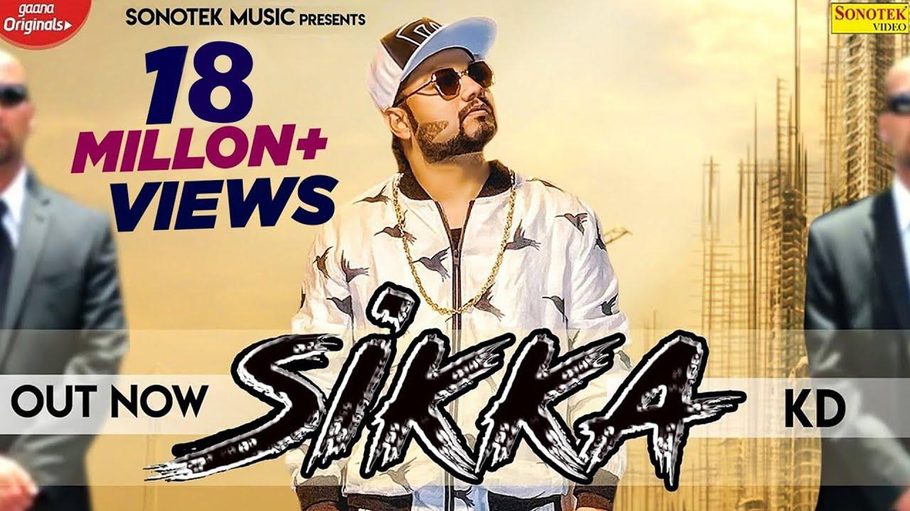 Download Sikka (Official Video) || KD || New Haryanvi Songs Haryanavi 2020 || Sonotek Music