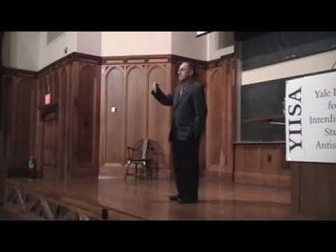 Professor Alan Dershowitz The Case For Israel