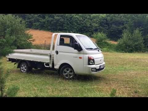 New Hyundai H100 drift