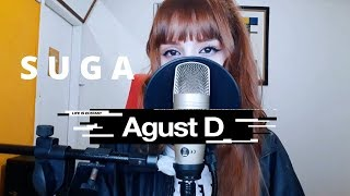 Baixar Agust D 'Agust D' Cover May Rodrigues