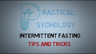Intermittent Fasting Tips - How to Reduce Morning Hunger