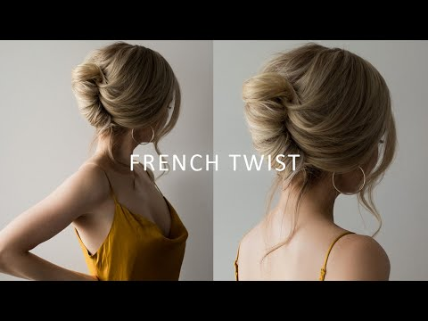 how-to:-french-roll-updo-hairstyle-✨-perfect-for-prom,-weddings,-work