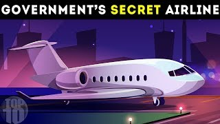 The US Government's Mysterious Secret Airline