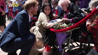 Did Meghan and Harry Hint at a Royal Baby Name?