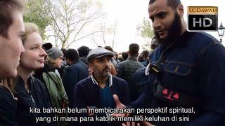 P1 Aborsi Harga Sebuah Kehidupan Mohammed Hijab Vs Wanita Agnostik Speakers Corner