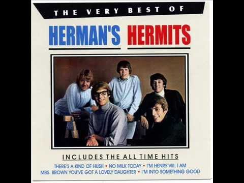 Mrs.Brown,You've Got a Lovely Daughter - Herman's Hermits