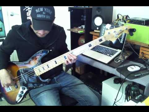 pit bull 5 string bass demo review pit bull bass kit youtube. Black Bedroom Furniture Sets. Home Design Ideas