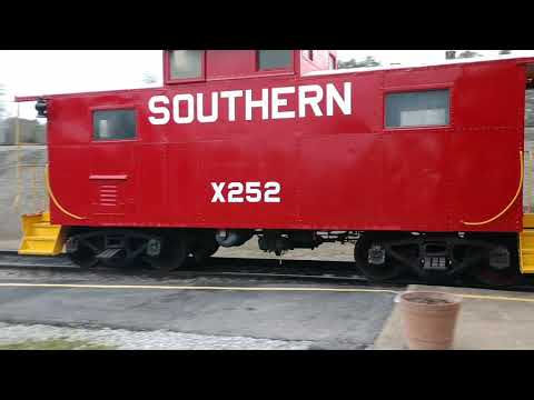 Tennessee Valley Railroad Photo Freight: Grand Junction