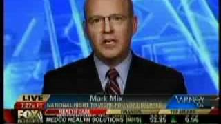 Right to Work on Fox Business: Exposing the SEIU