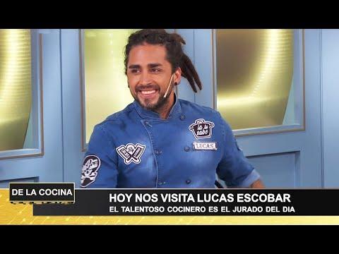 El gran premio de la cocina - Programa 23/11/18 - Jurado invitado: Lucas Escobar