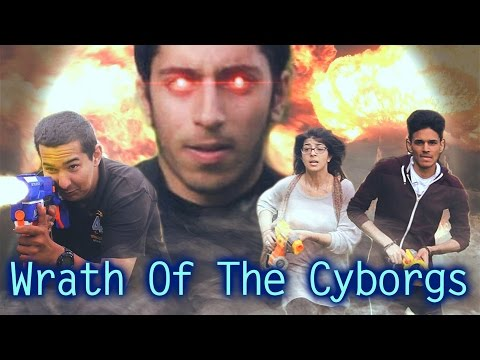 Wrath Of The Cyborgs