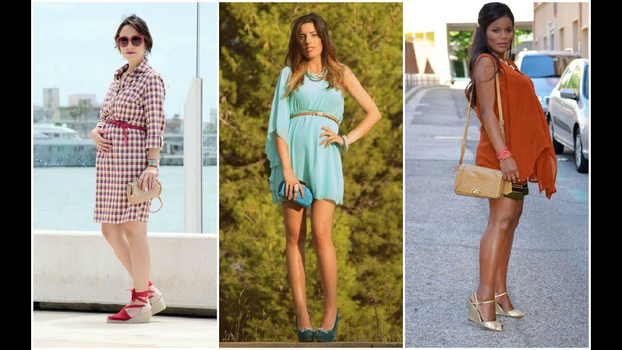 Outfits para embarazadas gorditas - Moda de este verano ...