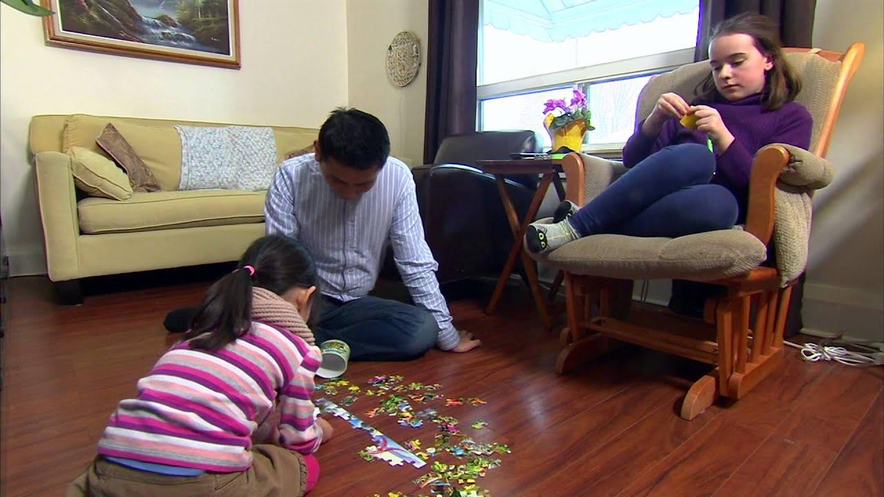 Kiko et sa famille