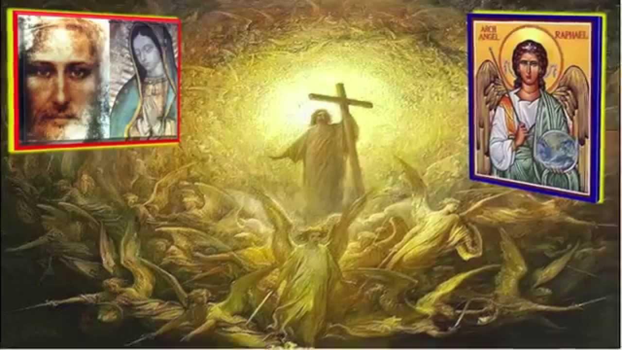 Image result for saint raphael archangel