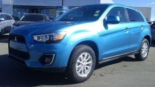 2014 Mitsubishi RVR SE All Wheel Drive Virtual Test Drive Calgary