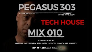 Tech House Mix 2012 Pegasus 303 Mix 010 with Mr. Clean