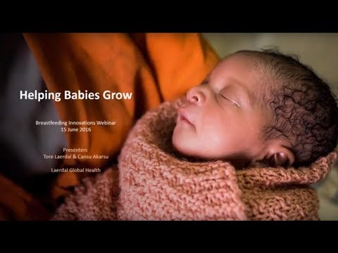 Helping Babies Grow Webinar Presentation