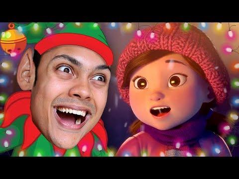 REACTING TO CHRISTMAS ANIMATIONS (CHRISTMAS 2017) streaming vf