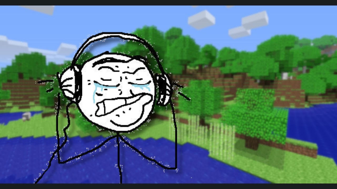 when you listen to sweden by C418 but you aren't a kid anymore