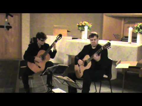 Fernando Sor: Three waltzes from op. 39