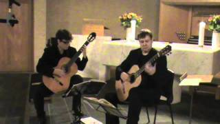 Play Valses (6) For 2 Guitars, Op. 39