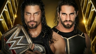 WWE-Roman Reigns vs Seth Rollins - Money In The Bank 2016 Highlights