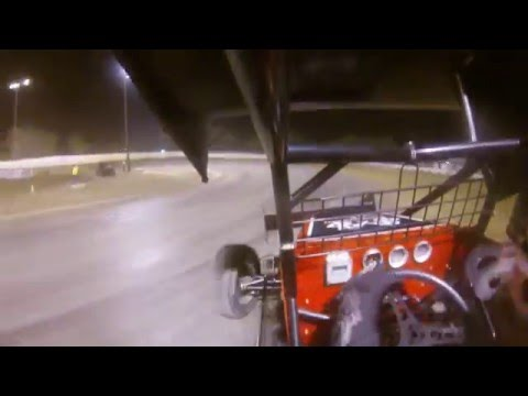 Zach Alley Sprintcar Racing A feature Win